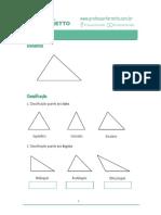 04 - Triângulos (Vestibular) - Teoria