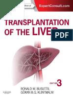 transplantation of the liver.pdf