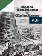 Babel Ocultismo Globalismo