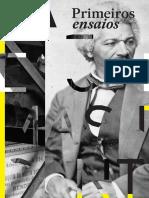 34 Bienal Material educativo - Primeiros ensaios