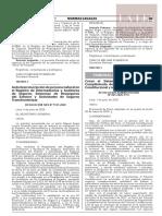 Reglamento del Sistema de Supervisión y Cumplimiento del TC