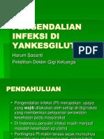 9b. Pengendalian Infeksi Di Pelayanan Kesgilut