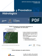 Actividades monitoreo y pronóstico Hidrológico.pptx