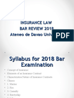 BAR-REVIEW.-INSURANCE-DAY-1-2018.ppt
