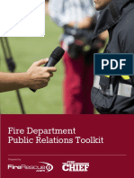 Fire Department Press Release Toolkit