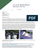 Bureau of Prisons Letter - June 15 2020