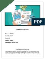 Hannan Siddiqui Financial Analysis Project