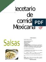 recetas de comida