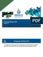 GENIVI Android Auto PoC_v1.1