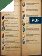 Blades in the Dark - Alchemical Book