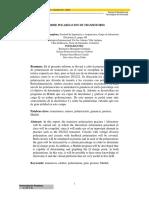 Informe transistores PDT y retroalimentacion