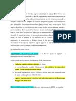 caso empresa colombiana de seguros Blue U2