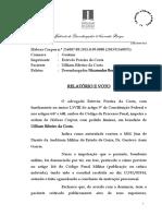 Decisão - HC - trancamento da Ação Penal TJGO