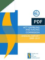 AU Annual Report 2009-10