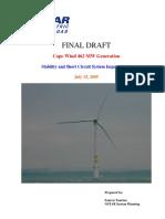 Cape Wind 462 MW Generation
