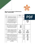 Ejercicio de Aplicación de las NTPD