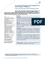 artigo covid e funcionalidade