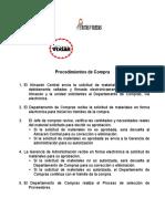 procedimientos de compras Grupo Tigasco 2015.doc