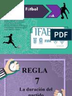 Reglas del Fútbol-Grupo 4-11A