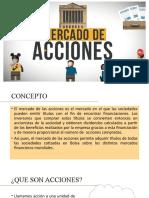 MERCADO DE ACCIONES