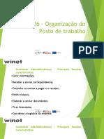 Manual UFCD 0626_ Posto de Trabalho - Organização