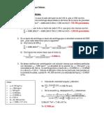 Centrifugación- Problemas 29 de mayo
