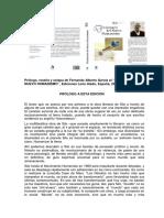 Fernando Garcia Prólogo al DNH