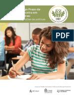 Efeitos de longo prazo da educação financeira em escolas brasileiras