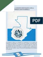 QUE ES LA CONSTITUCIÓN POLITICA DE LA REPÚBLICA DE GUATEMALA