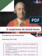 p182 Empirismo de David Hume