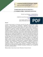 Artigo Ensino Fundamental II