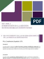 MOD 3 Atención Sociosanitaria a Personas Dependientes en Isntituciones Sociales