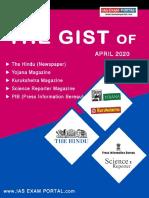 The Gist APRIL 2020 - IAS EXAM PORTAL .pdf