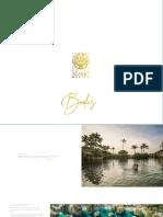 Brochure Bodas Hotel Xcaret Mexico - Español