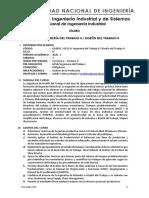 Sílabo - GE603V Ingeniería del Trabajo II - Valencia Napán Adolfo.pdf