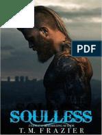 Soulless - T. M Frazier