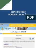 Normalização NBRs 6023 10500 2