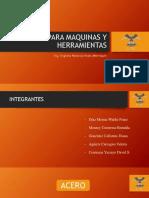 ACEROS PARA MAQUINAS Y HERRAMIENTAS - EXPOSICION.pdf