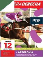 REVISTRA TIERRA DERECHA PROGRAMA SPORTING VIERNES 12 DE JUNIO DE 2020.pdf