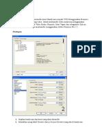 Materi 5b Adobe Premere Pro by Mulyana