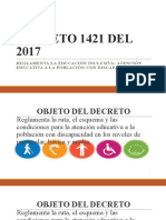 PRESENTACON DECRETO1421