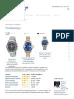 The Rankings - Watch Rankings