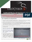 Backtrack Install