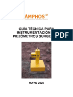 GUÍA TÉCNICA_Instrumentación de piezómetros surgentes