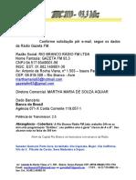 DADOS RÁDIO GAZETA FM 93,3.doc
