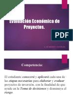 NOTAS EVAL. DE PROY.pps