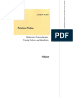 Jaroslav Kusnir - American Fiction_ Modernism-Postmodernism, Popular Culture, and Metafiction-Ibidem Verlag Jessica Haunschild Christian Schoen GbR (2007).pdf