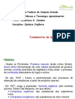 Fundamentos Q Organica_Introdução