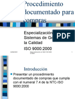 ProcedimientoDocumentadoCompras.pps