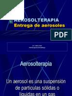 AEROSOLTERAPIA CTES